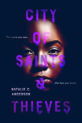 YA Book Club #44 | City of Saints and Thieves