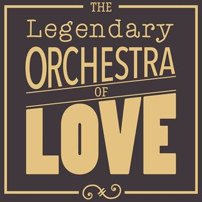 Optreden van The Legendary Orchestra Of Love