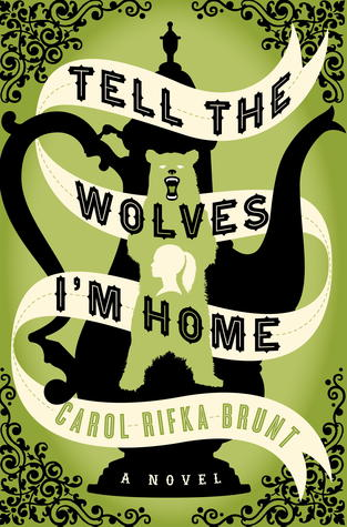 YA Book Club # 47: Tell the Wolves I'm Home - Carol Rifka Brunt