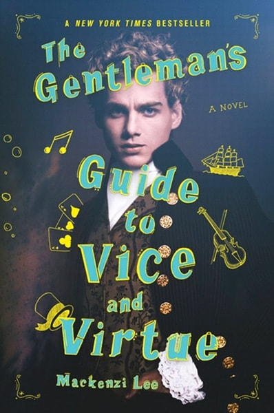 YA Book Club #42: The Gentleman's Guide to Vice and Virtue
