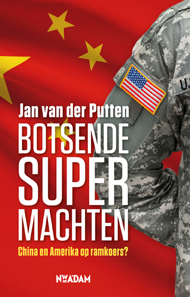 Lezing over Botsende Supermachten door Jan van der Putten