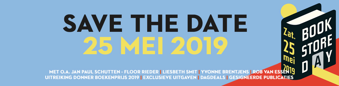 Bookstore Day 2019 - save the date