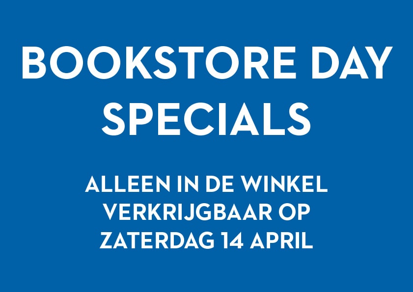 Bookstore Day Specials 2018