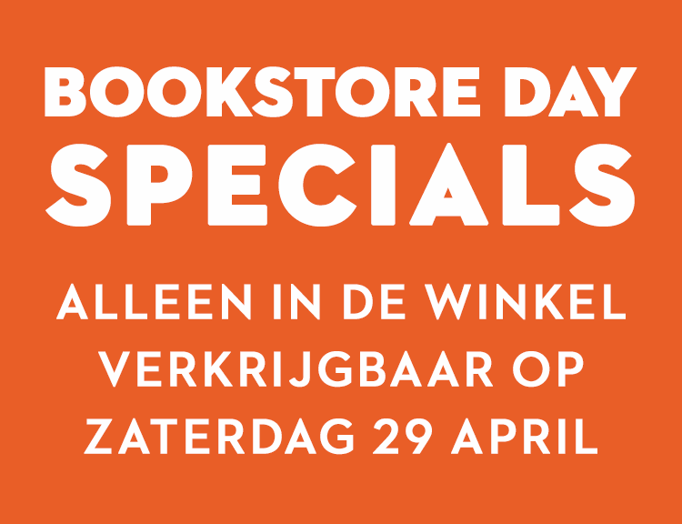 Bookstore Day Specials
