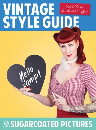 Boekpresentatie 'Vintage Style Guide' door Sugarcoated Pictures Rotterdam