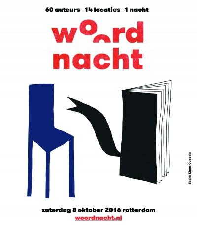 Literatuurfestival Woordnacht 2016