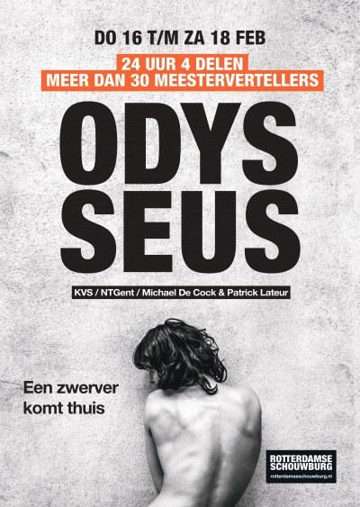 Odysseus. Een zwerver komt thuis