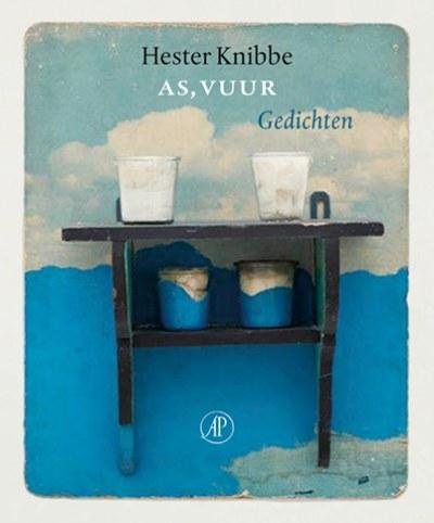 Presentatie van de nieuwe dichtbundel van Hester Knibbe, 'As, vuur'