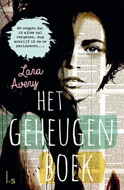 YA Book Club extra: Lara Avery – Het geheugenboek