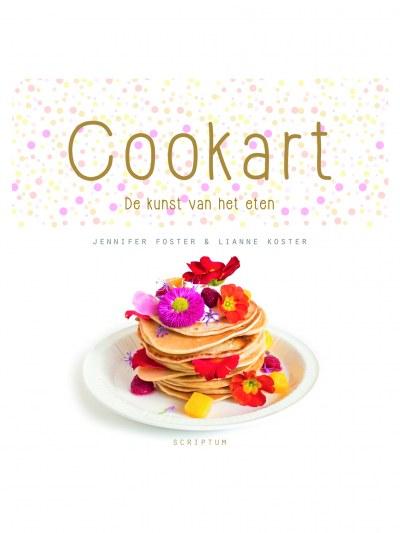 Studio Cookart laat u gerechtjes proeven uit hun boek