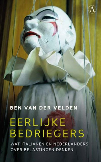 Boekpresentatie 'Eerlijke bedriegers' van Ben van der Velden
