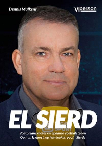Sierd de Vos wordt geïnterviewd  over zijn boek 'El Sierd'