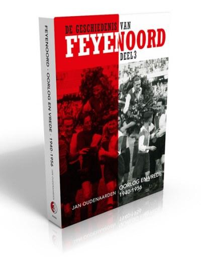 Boekpresentatie 'De geschiedenis van  Feyenoord - deel 3'