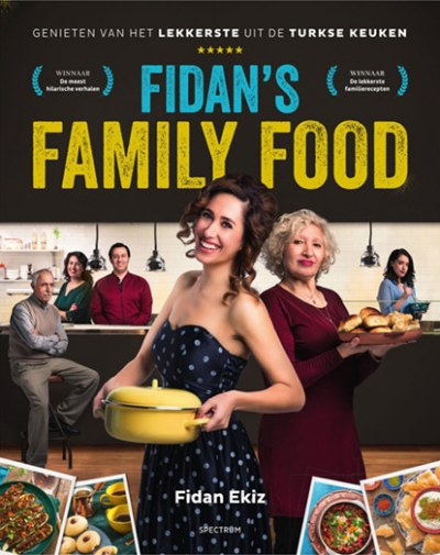 Proef Fidan's Family Food