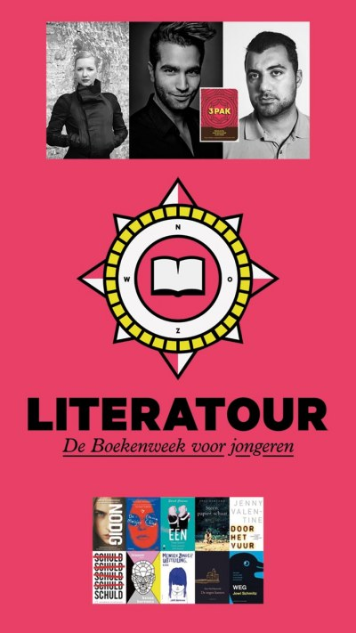 Literatour docentenavond