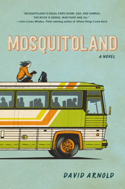 YA Book Club #25: Mosquitoland - David Arnold