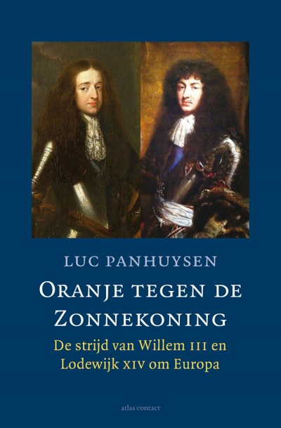 Lezing over 'Oranje tegen de Zonnekoning' door Luc Panhuysen