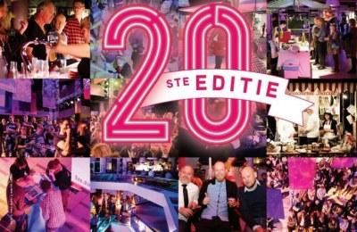 20ste editie Lezersfeest in de Centrale Bibliotheek Rotterdam
