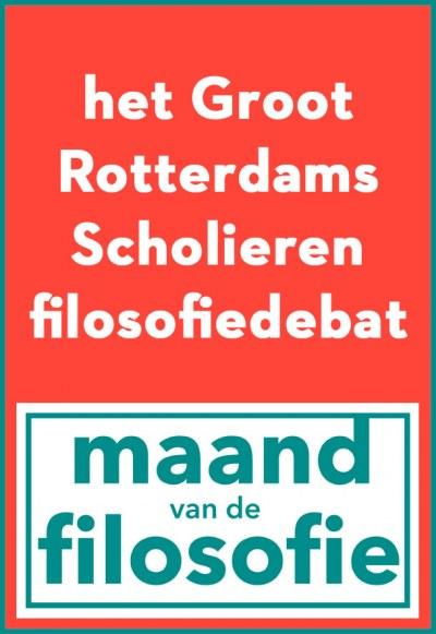 Het Groot Rotterdams Scholieren filosofiedebat