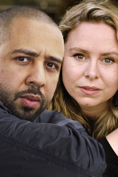 Boekpresentatie Sunny Bergman en Salaheddine Benchikhi