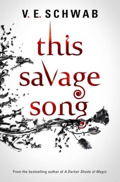 YA book club #32: This Savage Song en Our Dark Duet – V.E. Schwab