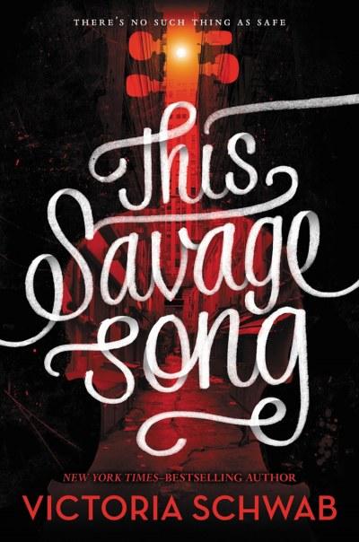 YA Book Club # 23: This Savage Song