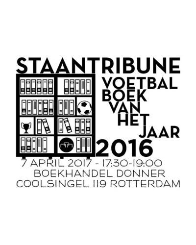 Prijsuitreiking: Voetbalboek van het jaar 2016