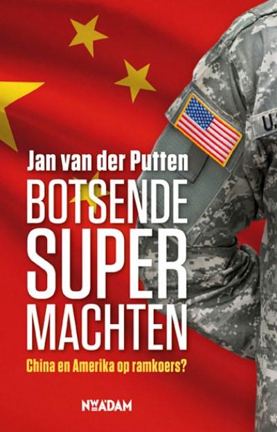 Lezing over Botsende Supermachten door Jan van der Putten