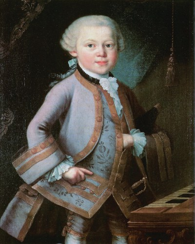 Mozart lezing #1 door Diana Hartong-Zaki
