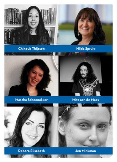 Workshops en boekpresentatie Nederlandse YA-auteurs