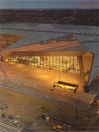 Rotterdam Centraal Station