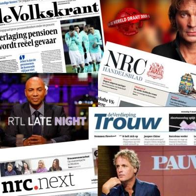 Boeken in de media