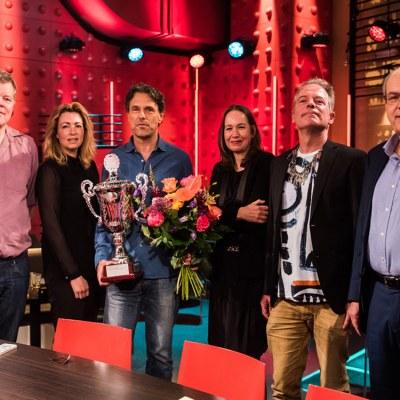 Auke Kok wint Nico Scheepmaker beker