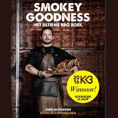 Smokey Goodness is Kookboek van het jaar 2016
