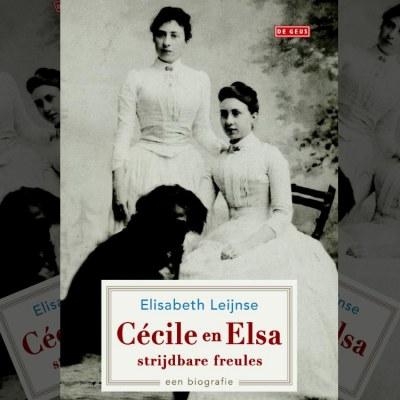 Elisabeth Leijnse wint Libris Geschiedenisprijs