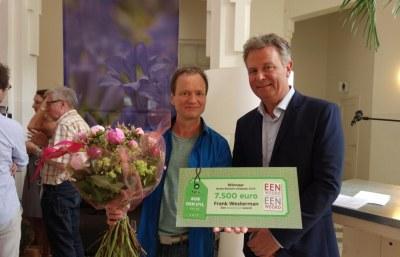 Frank Westerman wint de Bob den Uyl Prijs 2017