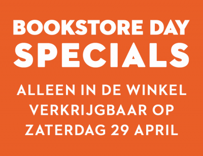 Bookstore Day Specials