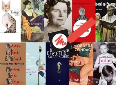 Donner Boekenprijs 2017