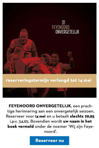 Feyenoord Onvergetelijk