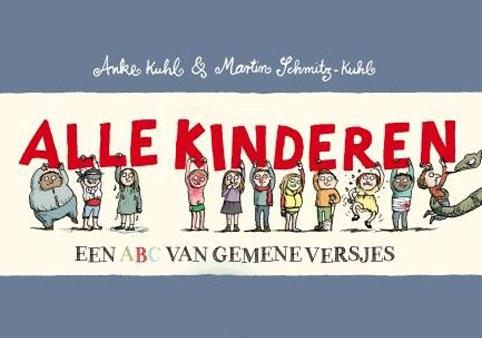 Een heerlijk gemeen kinderboek