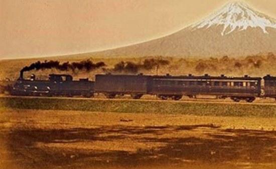 Early Japanese Railways 1853 – 1914