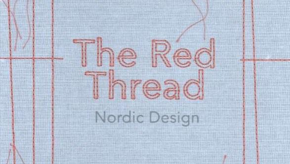 The red thread - Nordic design