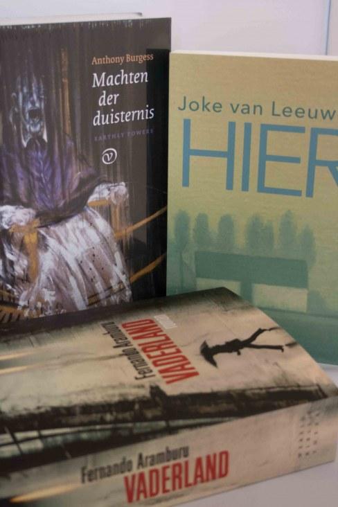 Tips van Susanna: Anthony Burgess, Fernando Aramburu & Joke van Leeuwen