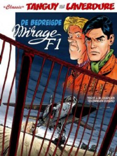 Tanguy en Laverdure Classic deel 1: De Bedreigde Mirage F1