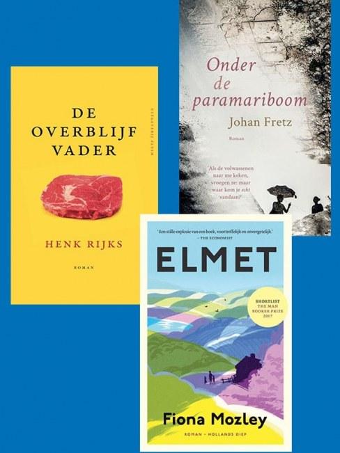 Tips van Jeroen: Henk Rijks, Johan Fretz en Fiona Mozley
