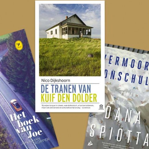 Tips van Bart: Dana Spiotta, Jonathan Tropper & Nico Dijkshoorn