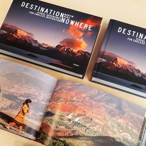 Leon Tipt: Martin Kers - Destination Nowhere