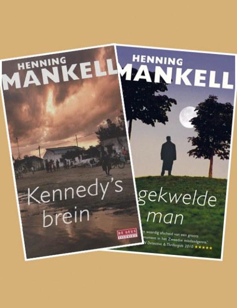 Leon tipt: Henning Mankell