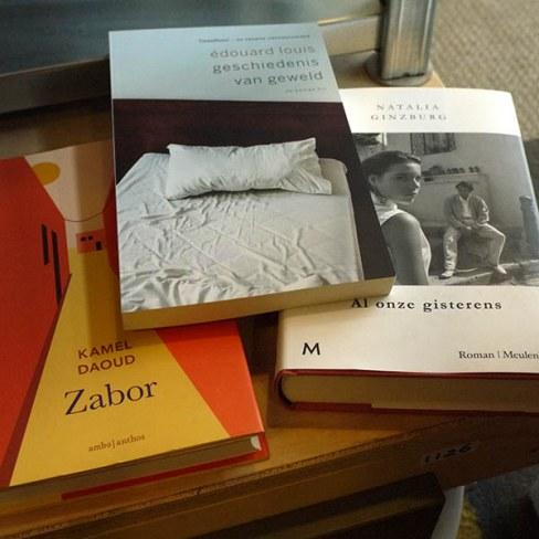 Tips van Britt: Edouard Louis, Kamel Daoud en Natalia Ginzburg