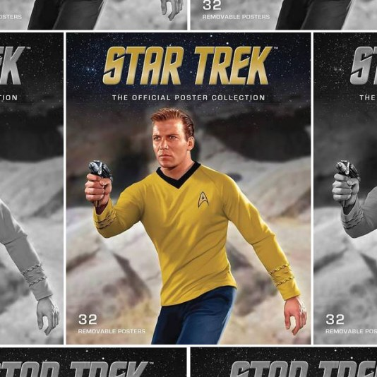 Star Trek - The official poster collection